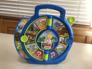 Fisher Price's World Of Animals See N Say for Sale in Victorville, CA