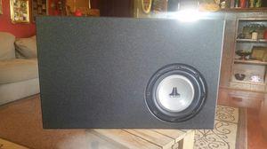 Sub JL audio in PROBOX for Sale in St. Louis, MO