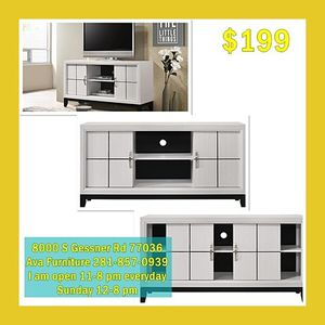 TV stand $199 for Sale in Houston, TX