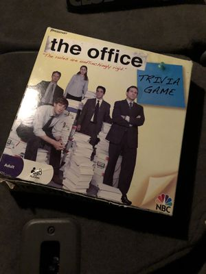 The Office trivia board game! $15 OBO for Sale in Orlando, FL