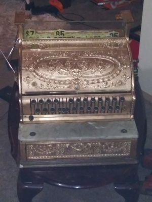 1906 National Cash Register for Sale in Seattle, WA