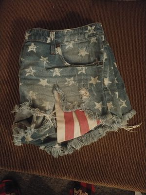 Mossimo Patriotic Shorts for Sale in Normal, IL