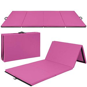 Brand New Folding 4x10 Exercise Gymnastics Yoga Gym Mat Mats for Sale in Walnut, CA