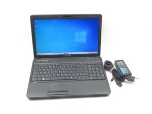 TOSHIBA LAPTOP - Windows 10 / 500GB / NEW Battery & Charger!! for Sale in Round Rock, TX