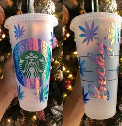 Custom Starbucks Tumbler Cup for Sale in Pomona,  CA