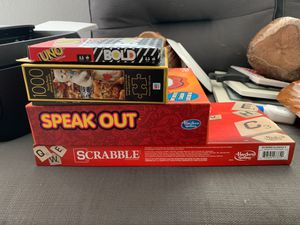 ***Board games***Puzzles & Uno for Sale in Tempe, AZ