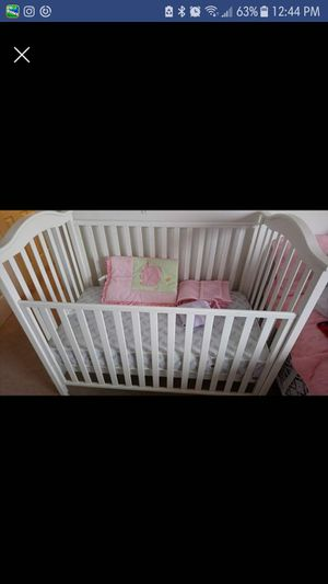Crib $180.00 mattress included for Sale in Alexandria, VA