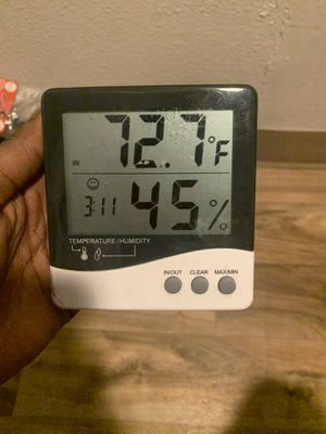 Thermostat/humidity for Sale in Portland, OR