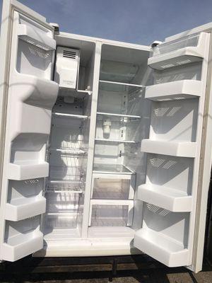 Refrigerador doble puerta Samsung for Sale in Houston, TX
