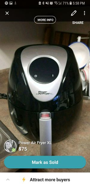 Power Air fryer XL for Sale in Sioux Falls, SD