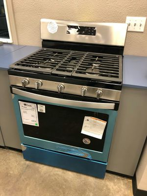 New Whirlpool Stainless Steel Gas Range !1 Year Warranty Included! for Sale in Gilbert, AZ