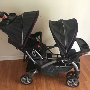 Babytrend double sit and stand stroller for Sale in Hendersonville, TN