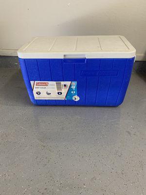 Coleman 48-quart cooler for Sale in Phoenix, AZ