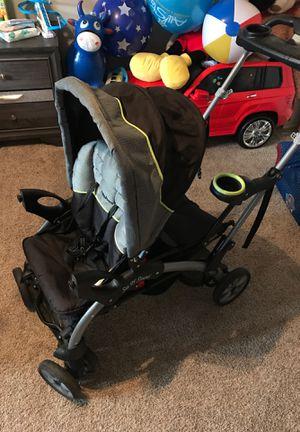 Baby Trend stroller, Carriola doble for Sale in Salt Lake City, UT