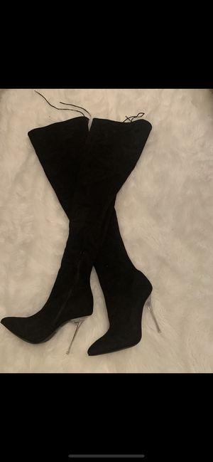 Fashion Nova thigh high boots for Sale in Smyrna, TN