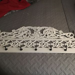 34 X15 Decorative Wooden Rack for Sale in Clifton Heights, PA