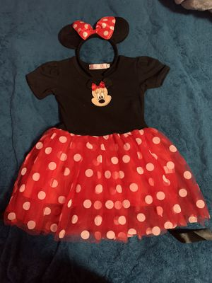 Mini Mouse toddler costume for Sale in Los Angeles, CA