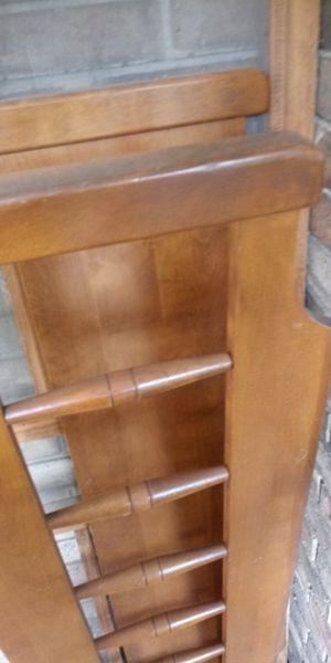 Ethan Allen queen bed frame for Sale in Tulsa, OK