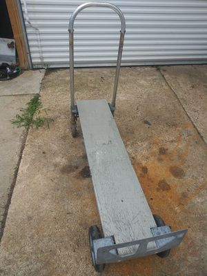 Heavy duty 2/4 wheel dolly very strong . for Sale in Washington, DC