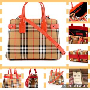 New Authentic Burberry Satchel/Messenger Bag for Sale in Industry, CA