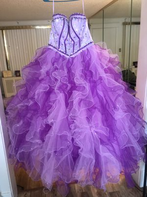 Quinceanera/Prom dress for Sale in Philadelphia, PA