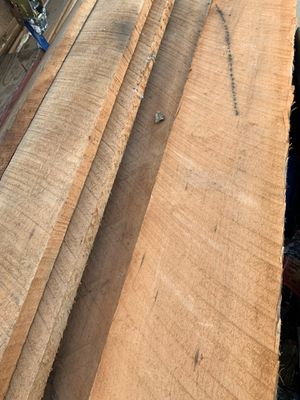 """80board ft of cherry lumber 1""""x9""""x8'/1""""x7""""x8'/1""""x6""""x8' 8' with 3-4 6' pieces for Sale in Terry, MS"""