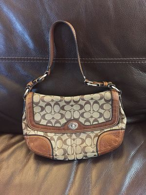 Coach purse hobo bag for Sale in West Valley City, UT