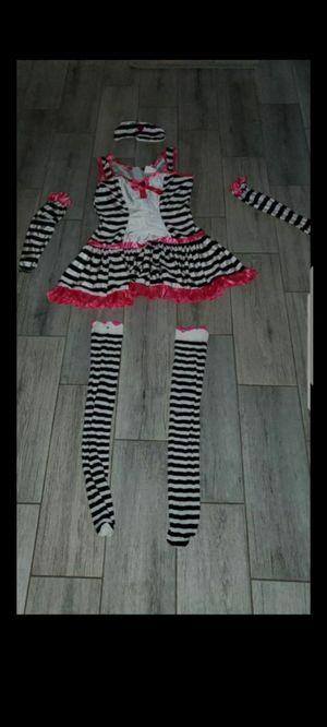 Women's prison costume size medium for Sale in Mesquite, TX