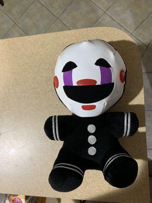 FNAF Marionette plushie for Sale in Houston, TX