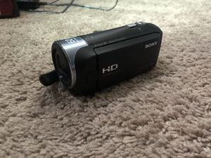 Sony HD handycam for Sale in Puyallup, WA