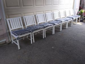 Outdoor patio garden chairs for Sale in Los Angeles, CA