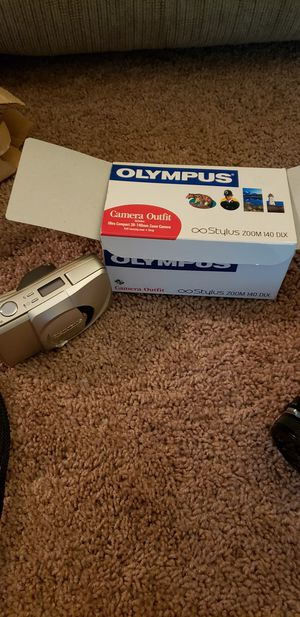 Olympus zoom camera for Sale in Brooklyn, OH