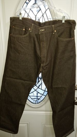 New men 501 XX Levi's pants size w42xL30 for Sale in San Diego, CA