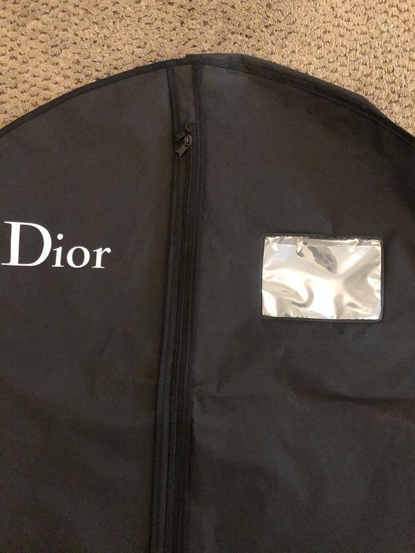 Dior Garment Bag