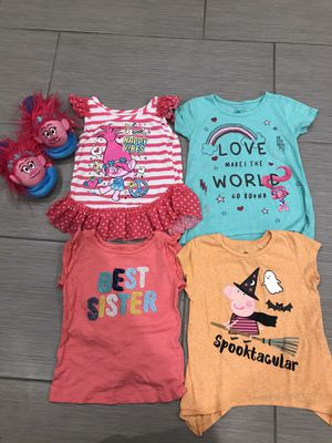 Toddler Girls Size 4 for Sale in Cypress, TX