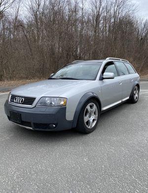 2001 Audi Allroad for Sale in Prospect, CT