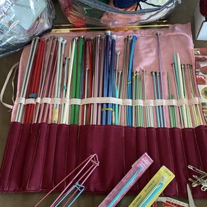 Knitting & Crochet Supplies New And Used for Sale in San Bruno, CA
