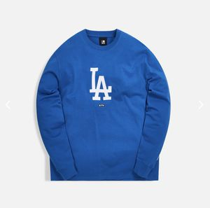 KITH FOR MAJOR LEAGUE BASEBALL LOS ANGELES DODGERS L/S TEE ( XL) for Sale in Los Angeles, CA