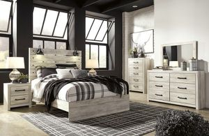 Beautiful 4 pc Queen Bedroom Set (Just $54 Down) for Sale in Dallas, TX
