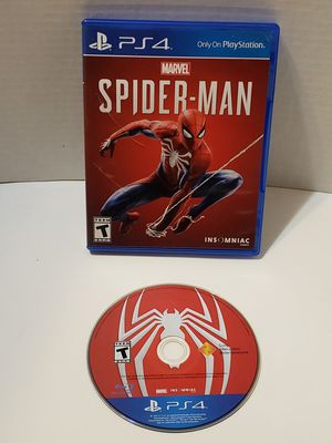 Marvel Spider-Man for the PS4 for Sale in Rialto, CA