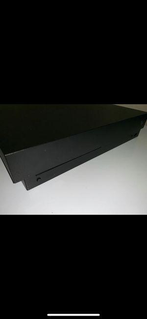 Microsoft Xbox One X 1TB -Black Console for Sale in Frederick, MD