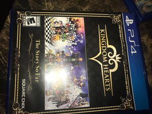 Kingdom of hearts for Sale in Fort Worth, TX