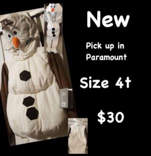 Olaf costume for Sale in Paramount, CA