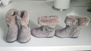 Girl Toddler boots for Sale in Kent, WA
