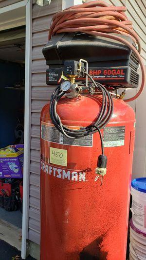 Craftsman Air Compressor for Sale in Bayville, NJ