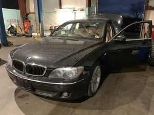 2006 bmw 750i part out for Sale in Manassas, VA