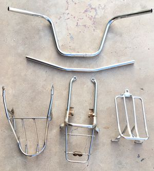 VINTAGE YAMAHA MOTORCYCLE PARTS for Sale in Peoria, AZ