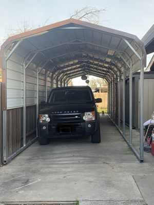 Metal car canopy for Sale in Sacramento, CA