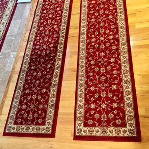 Like New Claire Set Of Two Runners Persian Style 2x8 (price For Set) for Sale in Beaverton, OR