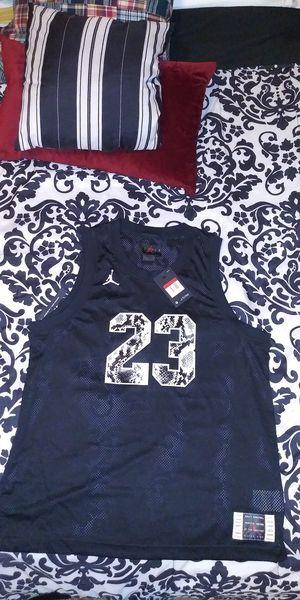 Jordan snakeskin jersey for Sale in Austin, TX